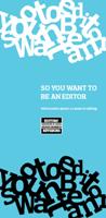 Reading List: Starter kit for freelance editors
