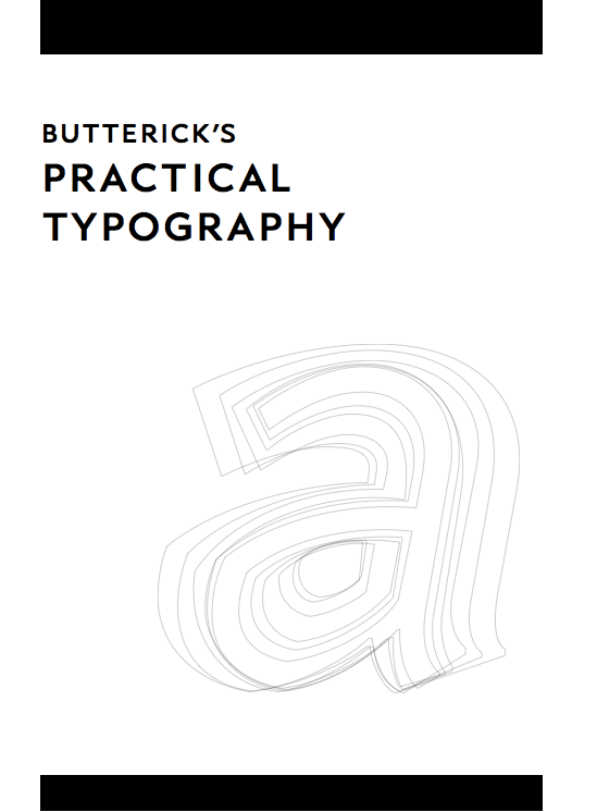 Typography for Copyeditors and Proofreaders