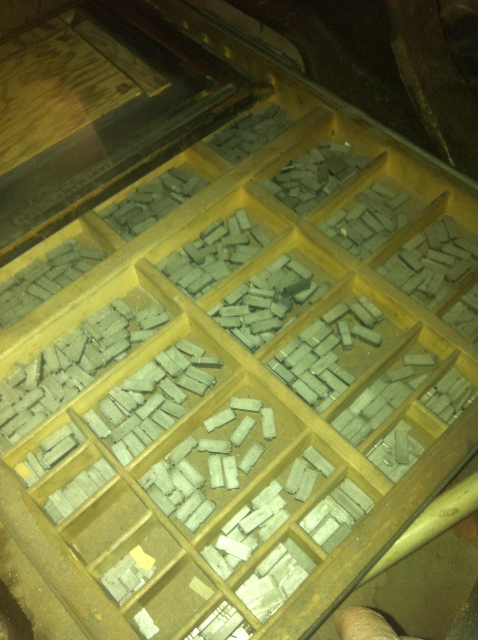 Exploring an Antique Printing Press