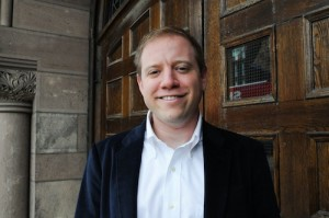 Daniel Polowin, winner of EditingScholarship