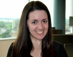 Katherine Radin, custom e-newsletter editor at MultiView Canada