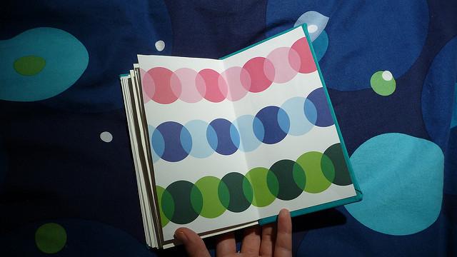 polka dot book