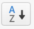 screen capture of Sort button in Word for Mac 2016 (365)