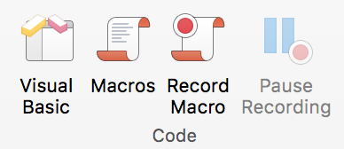 Automate Routine Editing with Macros
