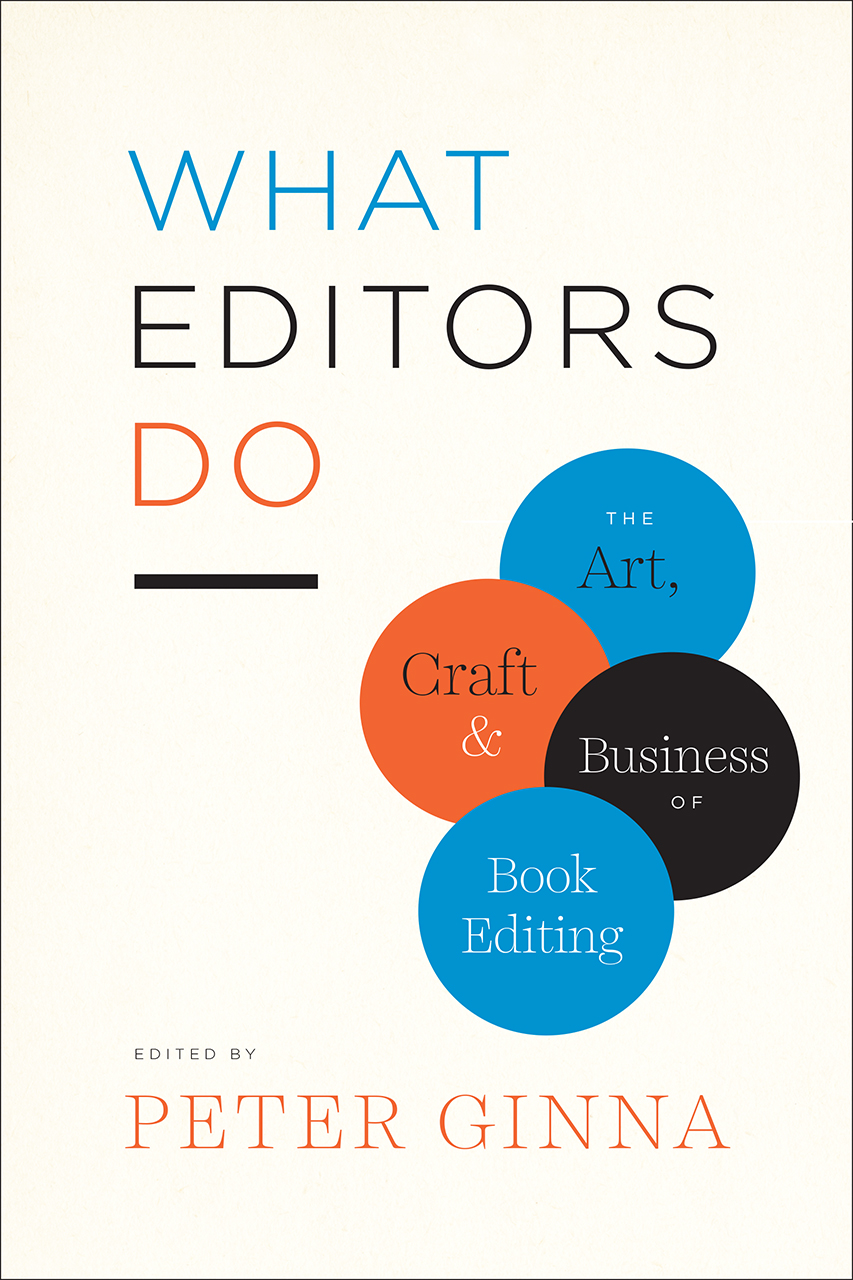 What Editors Do—Explainer