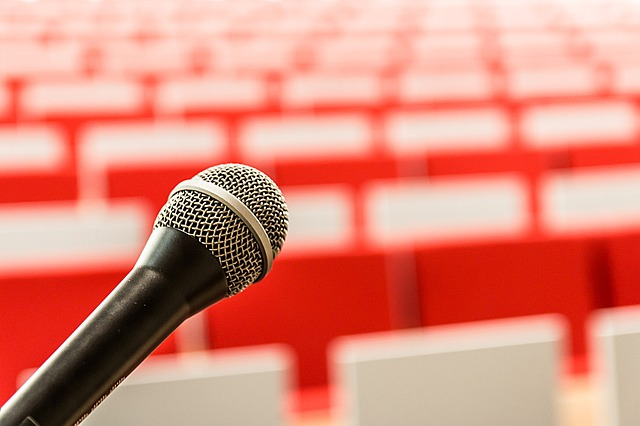 Make the Most Out of Speaking Engagements