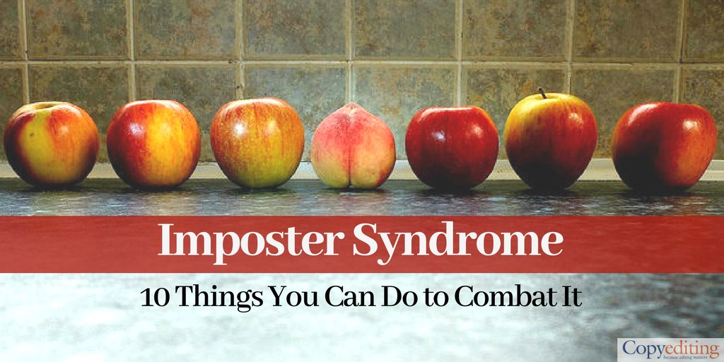 10 Actions That Combat Imposter Syndrome