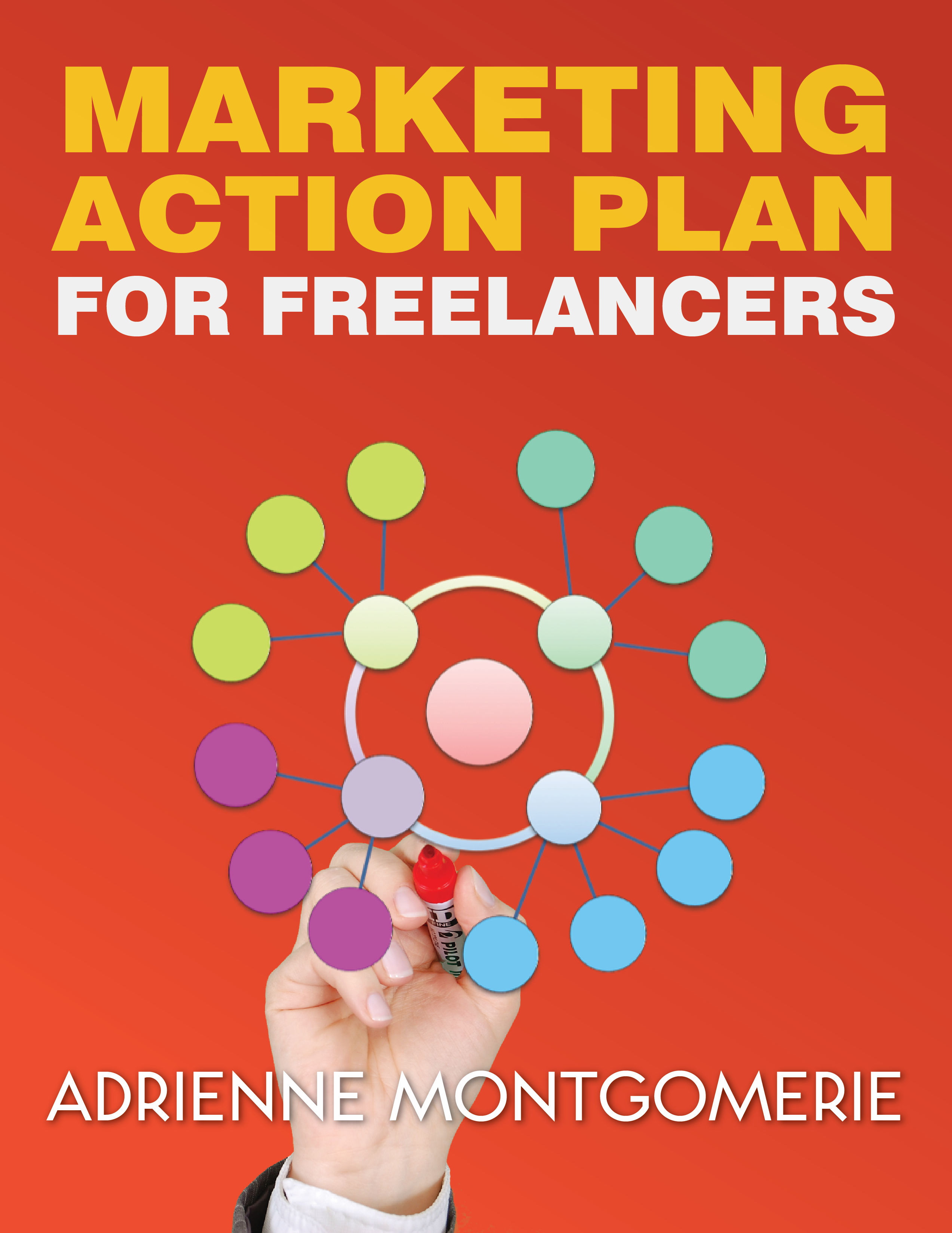 book cover: Marketing Action Plan for Freelancers